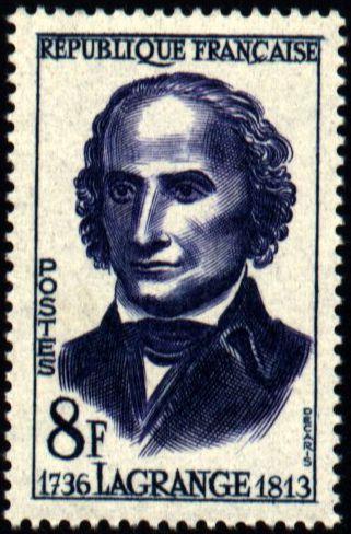 Resultado de imagem para Joseph-Louis de Lagrange